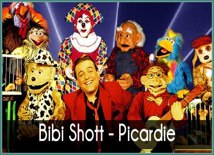 Bibi-Shott Picardie - Magie, clown, marionnettes