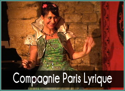 Compagnie Paris Lyrique